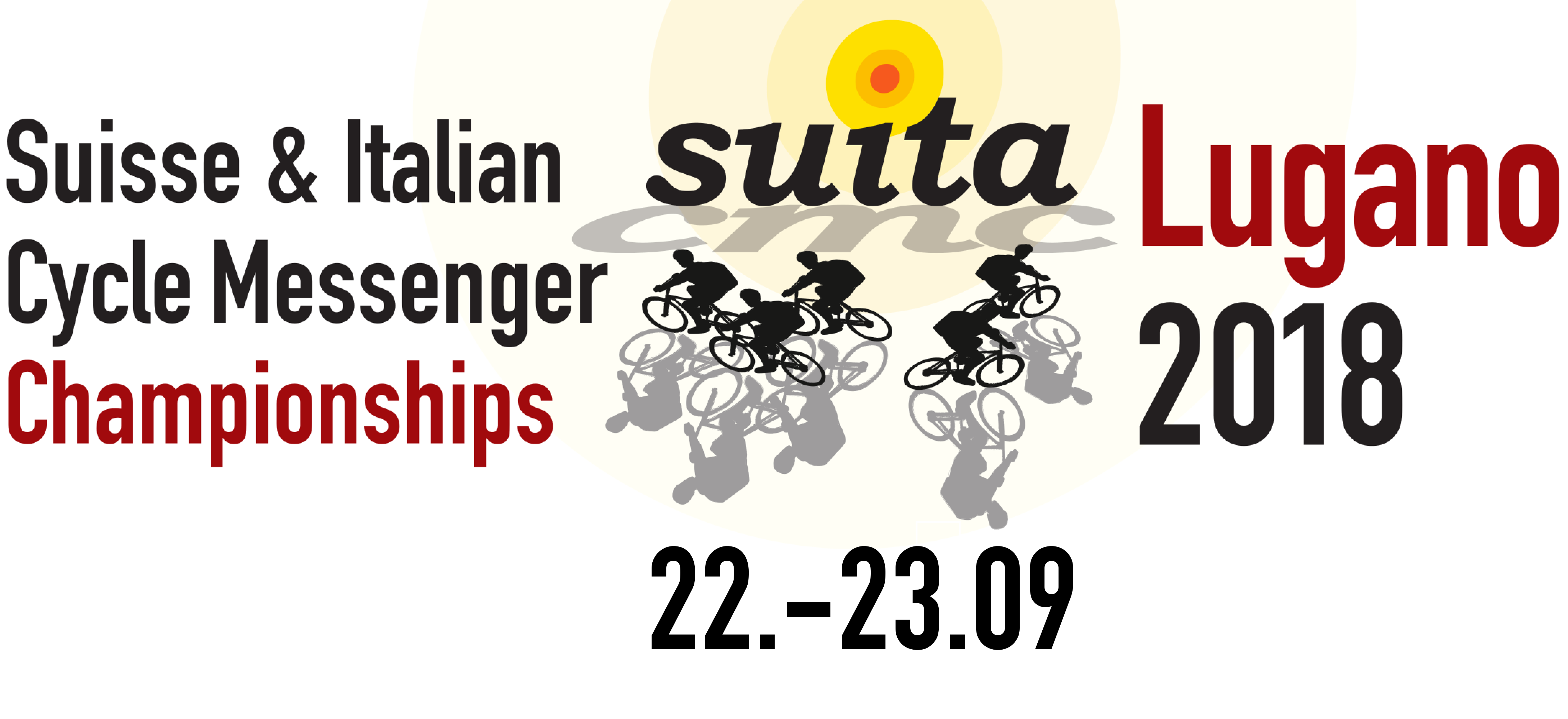 Suisse & Italian Cycle Messenger Championship Lugano 22.-23.09.2018